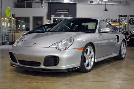 2002 Porsche 996 Turbo picture #1
