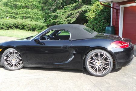 2016 Boxster picture #1