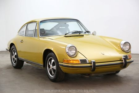 1971 911E Coupe Sportomatic picture #1