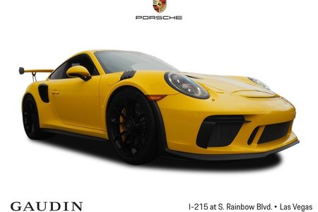2019 911 GT3 RS picture #1