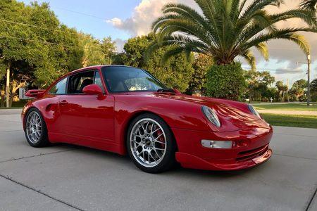 1997 993 Carrera 2/GT2 Twin Turbo Tribute picture #1
