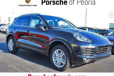2018 Cayenne picture #1