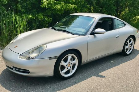 2001 911 Carrera 4 Coupe 3.6 picture #1