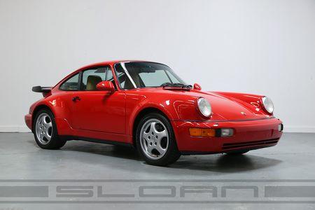 1992 964 Turbo picture #1
