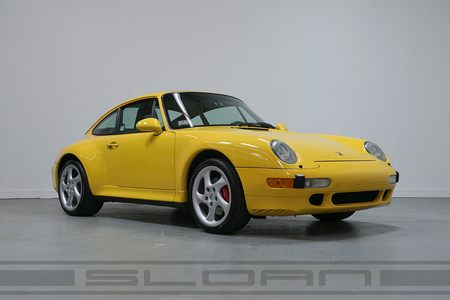 1996 993 Carrera 4S picture #1