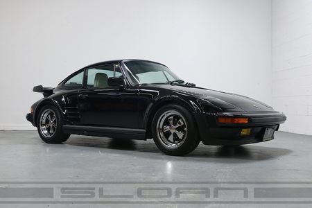 1988 930S Cabriolet With Factory Hardtop picture #1
