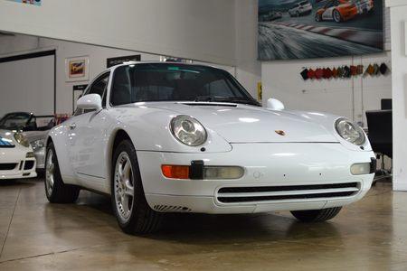 1997 Porsche 911 Carrera picture #1