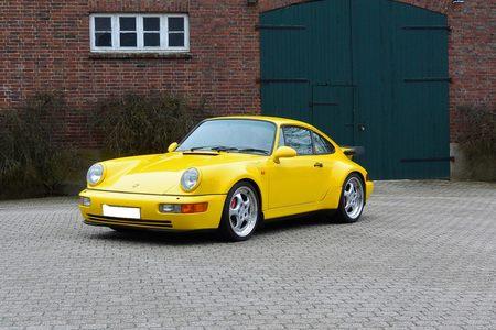 1993 Porsche 964 Turbo 3,6l!! picture #1