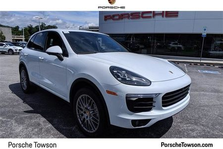 2016 Cayenne AWD 4dr S picture #1