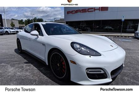 2013 Panamera 4dr HB GTS picture #1
