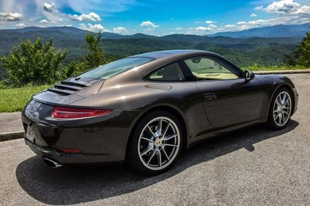 2013 Porsche 911 Carrera picture #1