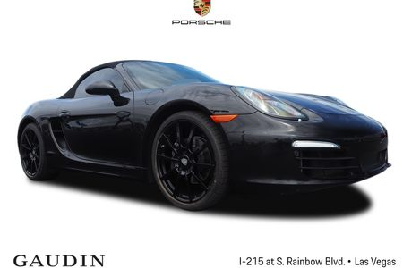 2016 Boxster Black Edition picture #1