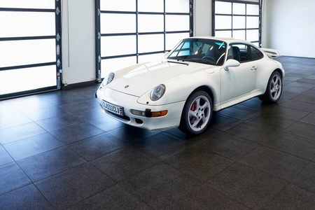 1996 911 Carrera 4S picture #1