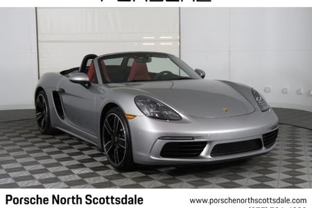 2019 718 Boxster Roadster picture #1