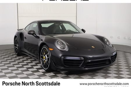 2018 911 Turbo S Coupe picture #1