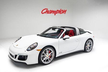 2018 Porsche 911 Targa 4 GTS picture #1