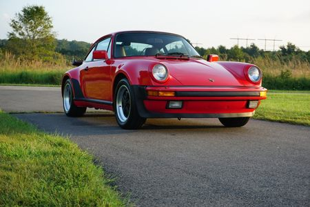 1986 Porsche 911 Turbo picture #1