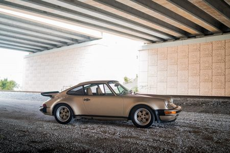 1976 911 S Signature Edition Turbo Look picture #1