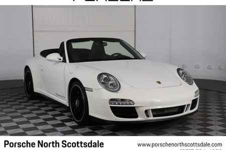 2011 911 2dr Cabriolet Carrera GTS picture #1