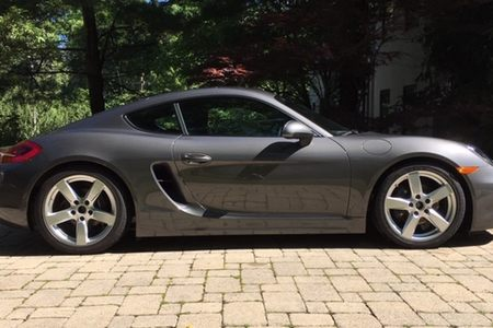 2016 Cayman picture #1