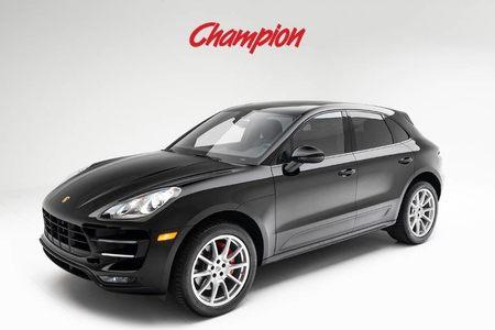 2016 Porsche Macan Turbo picture #1
