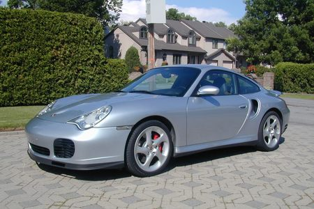 2002 Porsche Turbo 996 X50 picture #1