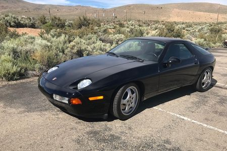1993 Porsche 928 GTS picture #1