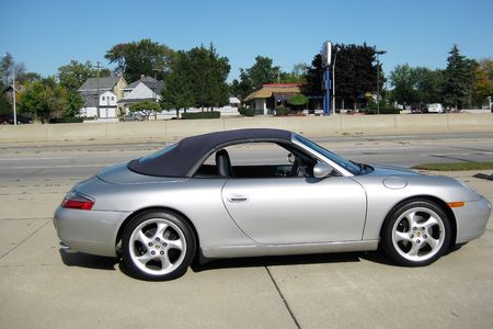 2000 Carrera Cabriolet picture #1