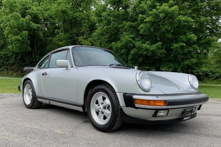 1989 911 Carrera 25th Anniversary picture #1