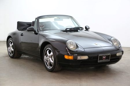 1996 993 Cabriolet picture #1