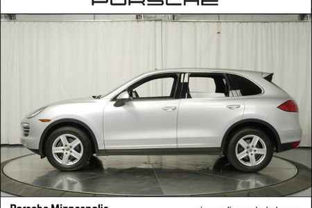 2012 Cayenne AWD 4dr Tiptronic picture #1