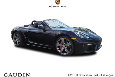 2018 718 Boxster S picture #1