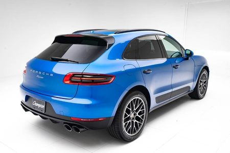 2018 Porsche Demo Sale Macan Sport Edition picture #1