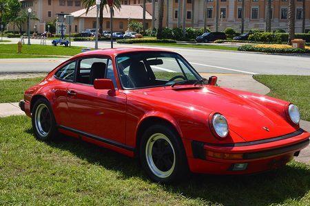 1988 Porsche 911 Carrera picture #1