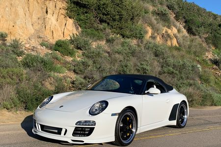 2011 911 (997.2) Speedster picture #1