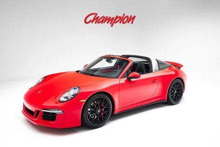 2016 Porsche 911 Targa 4 GTS picture #1