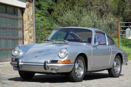 1966 Porsche 911 Sunroof Coupe! picture #1