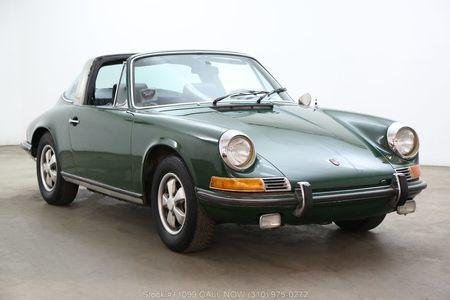 1970 911E Targa picture #1