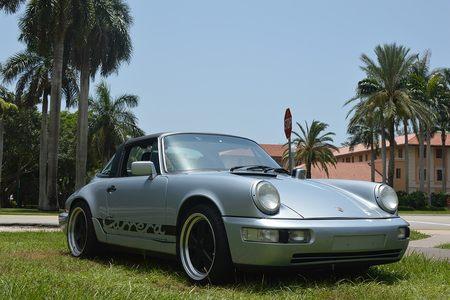 1991 Porsche 911 Carrera 2 Targa picture #1