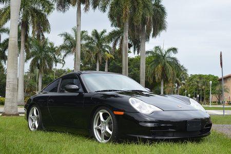 2003 Porsche 911 Carrera picture #1