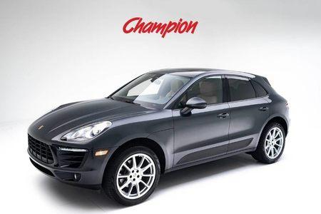 2018 Porsche Demo Sale Macan picture #1