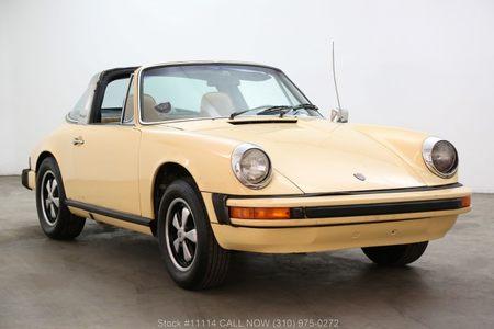 1974 911S Targa picture #1