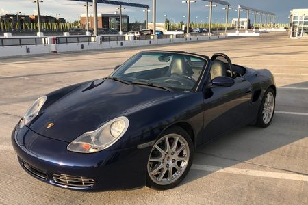 2001 Boxster S picture #1