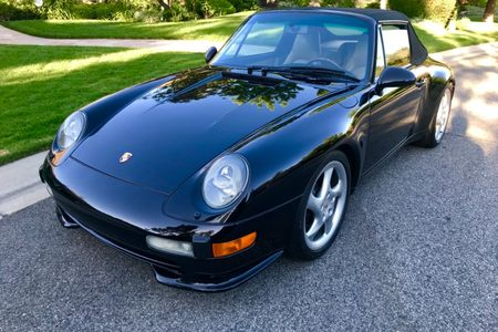 1997 Carrera Cabriolet picture #1