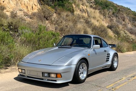 1985 911 Gemballa/Ruf Turbo picture #1