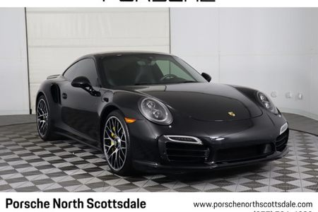 2016 911 2dr Coupe Turbo S picture #1