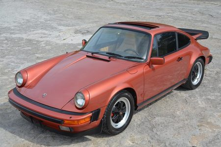 1984 911 Carrera picture #1