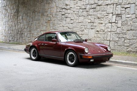 1984 911 Carrera Coupe Carrera Coupe picture #1