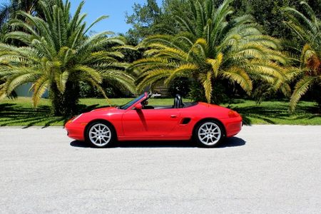 2001 Boxster picture #1