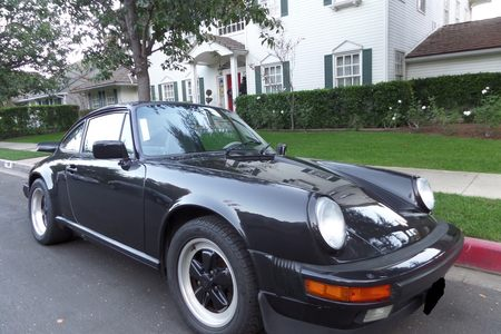1989 911 Anniversary Coupe picture #1